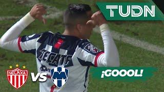 ¡Gol de final! ¡Gol de Funes Mori! | Necaxa 0 - 1 Rayados | Liga Mx - Ap 2019 - Semifinal | TUDN
