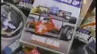 Sega Game Gear   Shift It Into High Gear 1991