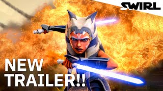 *NEW* TRAILER FOR THE CLONE WARS SEASON 7