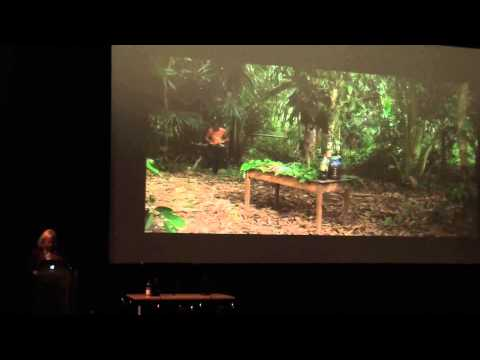 Theory Forum 2014: Ursula Biemann - From Post-colonial to Planetary Perspectives