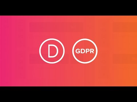 How to Make Your Divi Website GDPR Compliant + 4 GDPR Myths Debunked!!
