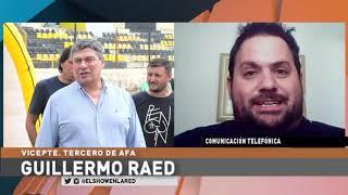 AFA   Guillermo Raed y el fallo del TAS en El Show En La Red 16 09 2020