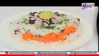 Mahasugran Paneer Makhanwala biryani recipe by Shilpa More 260418