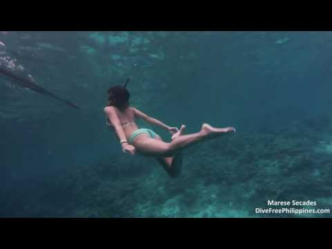 The Nest: Freediving the caves of El Nido, Palawan