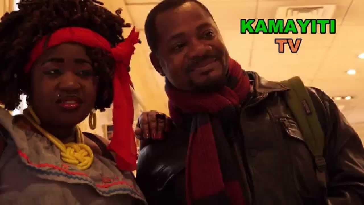 Tonton Bicha est à Paris pour soutenir une ONG Haïtienne COSEVBASH