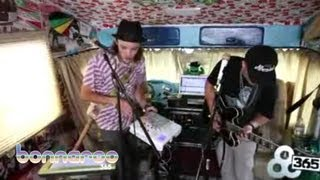 "Cherub - ""Love You Right"" - Jam in the Van: Bonnaroo 2012 