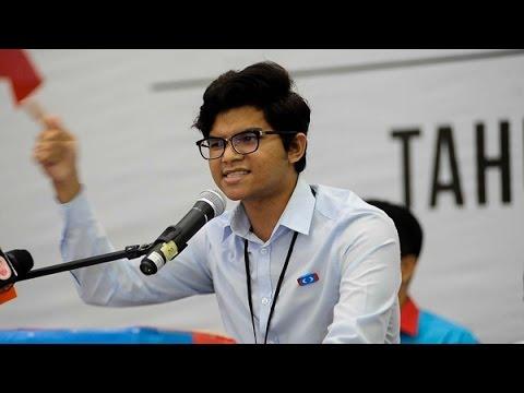 It's a democratic party, Nik Nazmi responds to critic