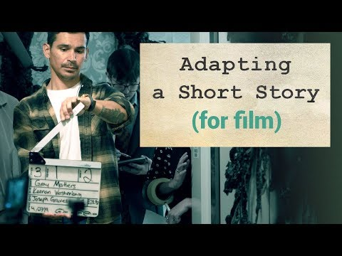 """Adapting a Dollar Baby Short Story: Behind the Scenes of """"Gray Matters"""""""