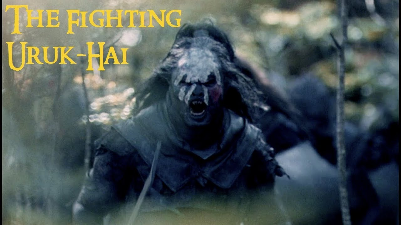 The fighting Uruk-Hai - A tribute - YouTube