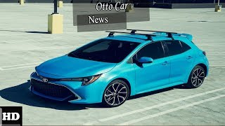 HOT NEWS !!! Toyota Corolla Hatchback 2019   spec & price
