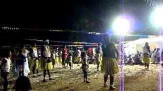Sundown Dance Team Badu Island Torres Strait