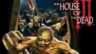 CGRundertow HOUSE OF THE DEAD 3 for PlayStation 3 Video Game Review