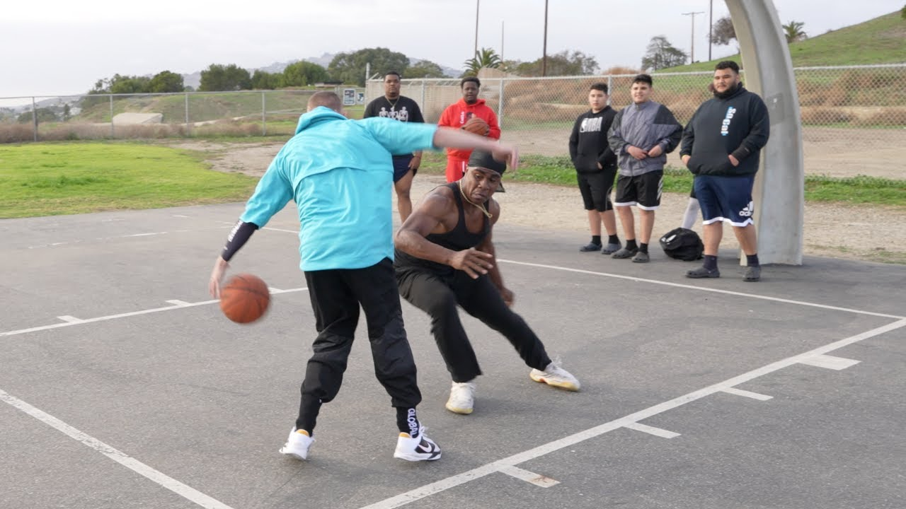 Download The Professor Meets His Match 1v1 vs Athletic Hooper.. Blocked 5 Times