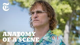 Watch Joaquin Phoenix Use an Electric Wheelchair in 'Don't Worry' | Anatomy of a Scene