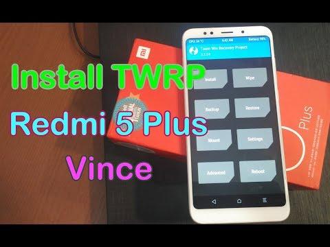 cara-install-recovery-twrp-xiaomi-redmi-5-plus-lewat-pc-miui-9/miui-10