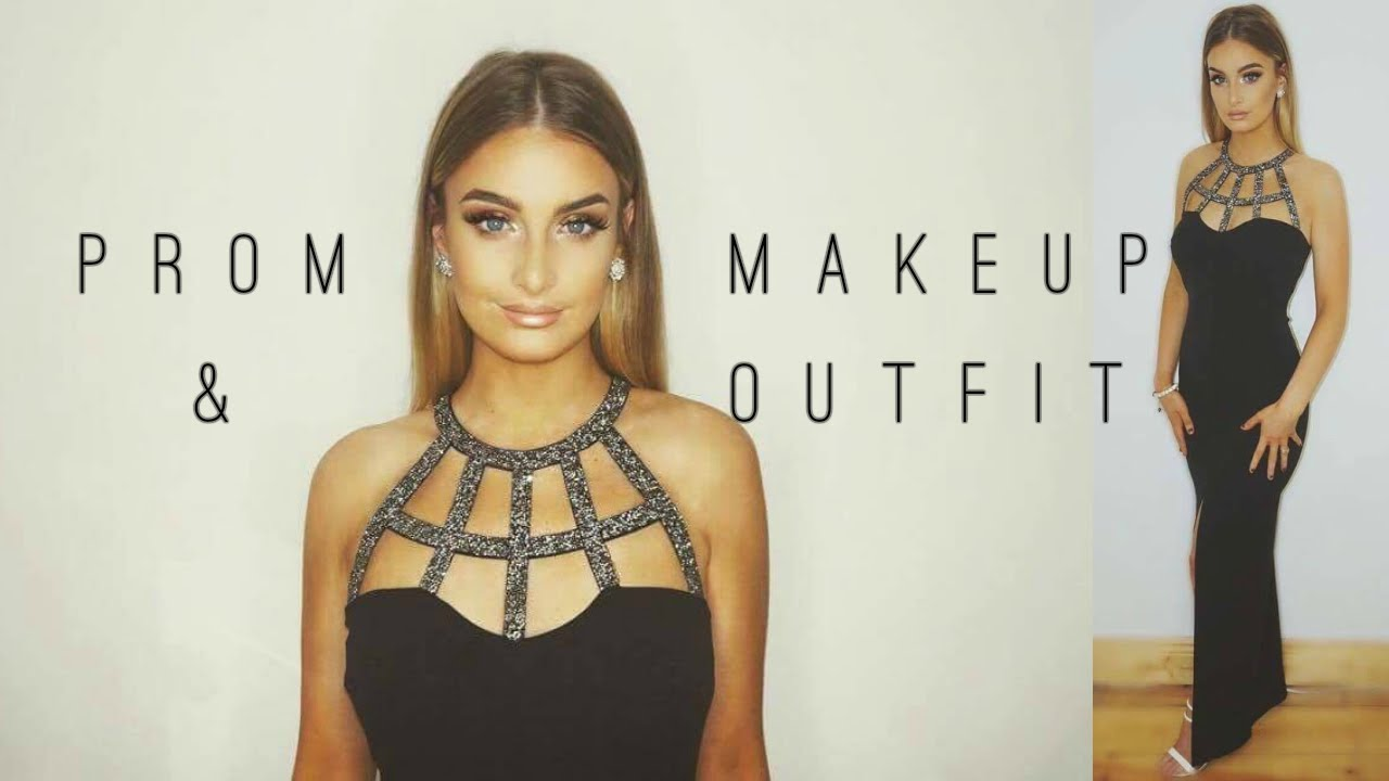 Get prom ready with me hair makeup dress - Get Ready With Me Prom Debs Makeup Dress 2016 Aoife Conway