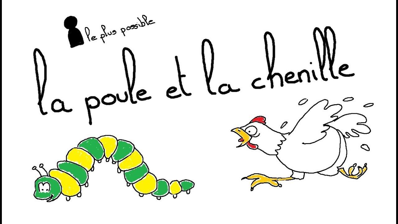 30 Jours 30 Jeux La Poule Et La Chenille D Afrique Du Nord