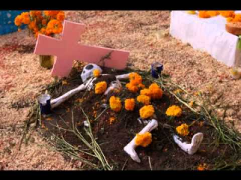 Day Of The Dead Decorations Ideas Youtube