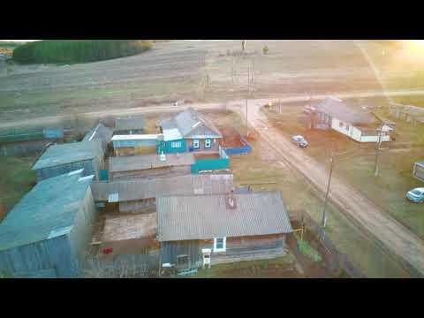 с. Мари-Малмыж съемка с дрона