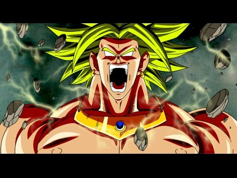 dragon ball z broly le super guerrier en francais