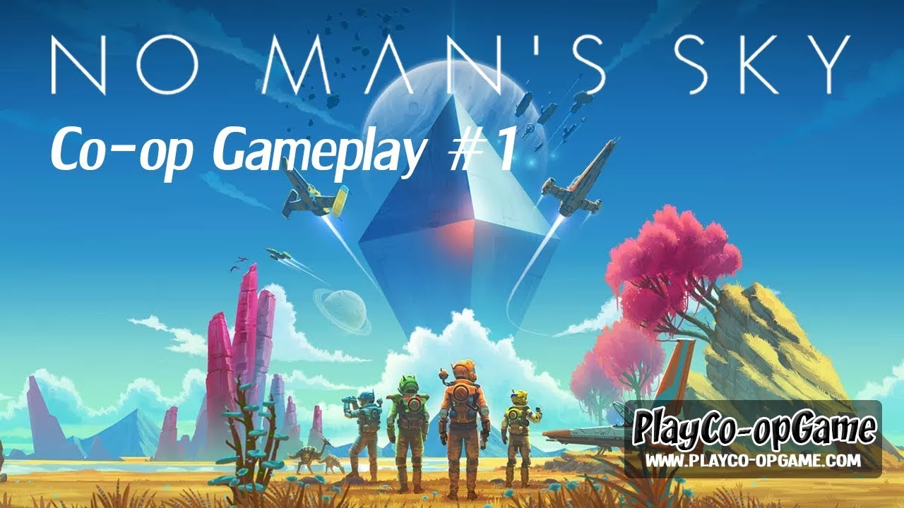 No Man's Sky | Co-op & Multiplayer Local LAN Online Games | PlayCo