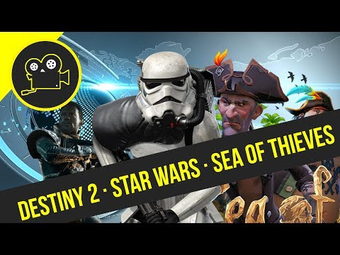 New Star Wars Trailer? Sea Of Thieves Art Book?   Impractical Daily News