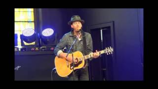 Cory Chisel - Roll Away Blue (Mile of Music Press Conference 5-9-13)