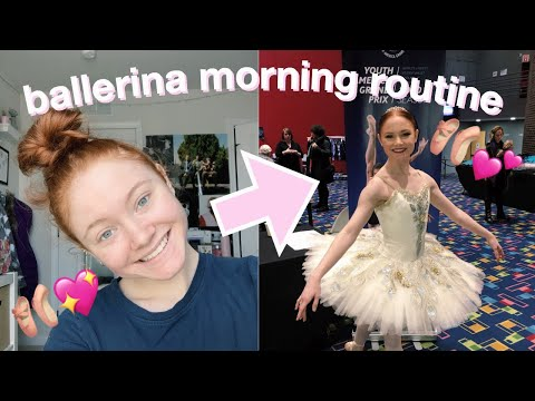 A Ballet Student's Morning Routine