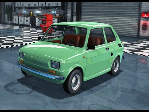 Car Mechanic Simulator 2015 restoration of first DLC car uncut