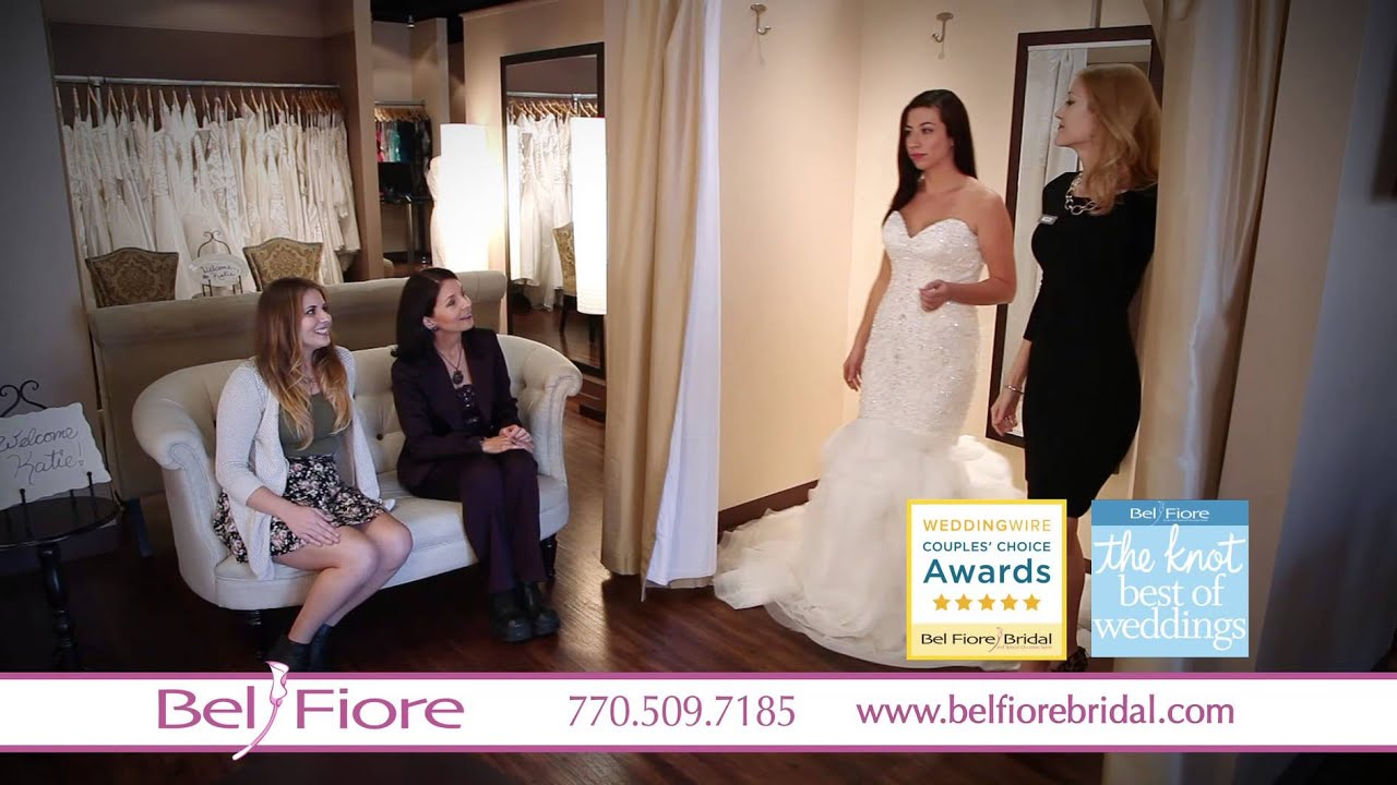 Bel Fiore Bridal Commercial Youtube