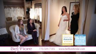 Bel Fiore Bridal commercial