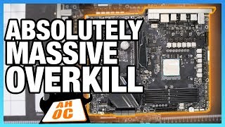 Massive Overkill: ASUS Crosshair VII Hero X470 Motherboard Review