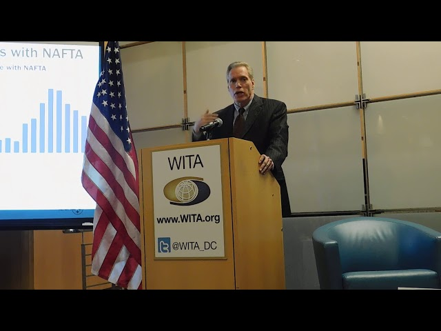 11/9/17 - WITA NAFTA Series: North American Manufacturing - Part 2