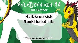 Drachenkinder 10-12 Holz 10 mit Partner