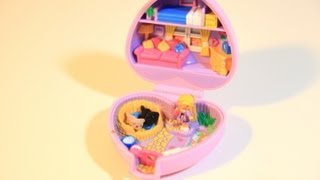 Polly Pocket Bluebird Mattel Cat House Kozy Kitties Pet Parade Kittens Compact Original Collection