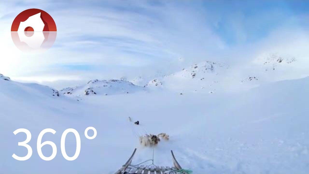 Visit Greenland...