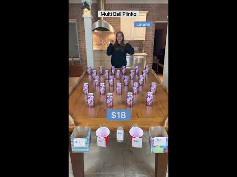 Multi Money Ball -PLINKO!!