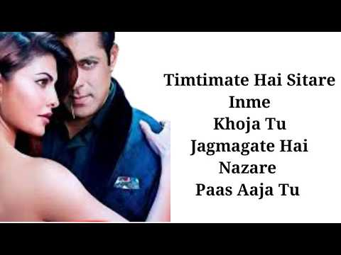 Party Chale On (Full Song ) Lyrics - Race 3 | Salman Khan | Mika Singh, Iulia Vantur | Vicky, Hardik