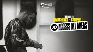 JD Access All Areas   The road to Vasiliy Lomachenko vs Luke Campbell