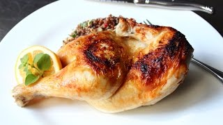 Broiled Chicken - How To Grill Chicken In The Oven