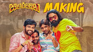 Jathi Ratnalu Movie Making Video | Naveen Polishetty | Anudeep K V | Nag Ashwin | Swapna Cinema