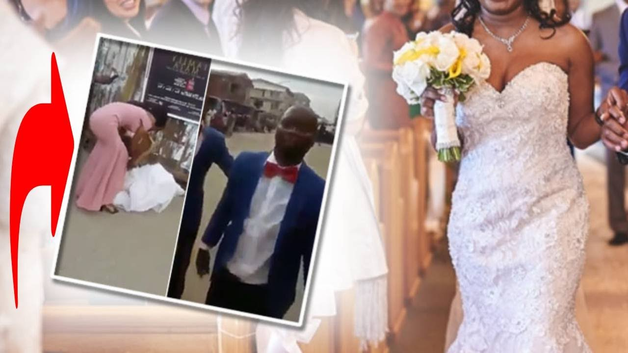 Groom Got the Shock of His Life on His Wedding Day, Bride Was Devastated