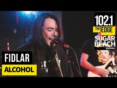 FIDLAR - Alcohol (Live At The Edge)