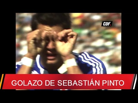 Gol Sebastián Pinto superclásico 2007