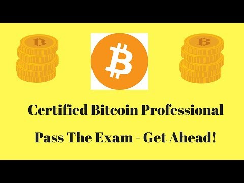 Certified Bitcoin Professional Courses