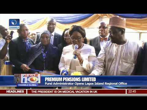 Premium Pensions Limited Opens Lagos Island Office