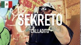 Sekreto - Calladito ( G Lokos / Caballeros Del Plan G ) | TCE MIC CHECK