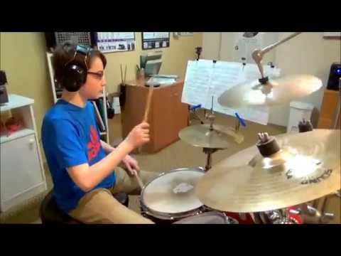 Gabriel Tremblay joue SUBDIVISIONS   Rush  2018 01 26