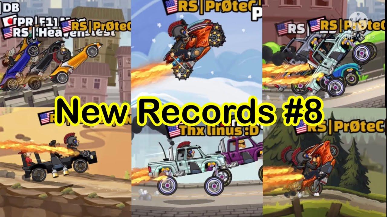 New Records #8 🏆   Fun Races ⚡️ - Prizes - HCR2