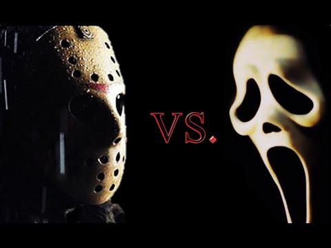 Scream Vs. Jason